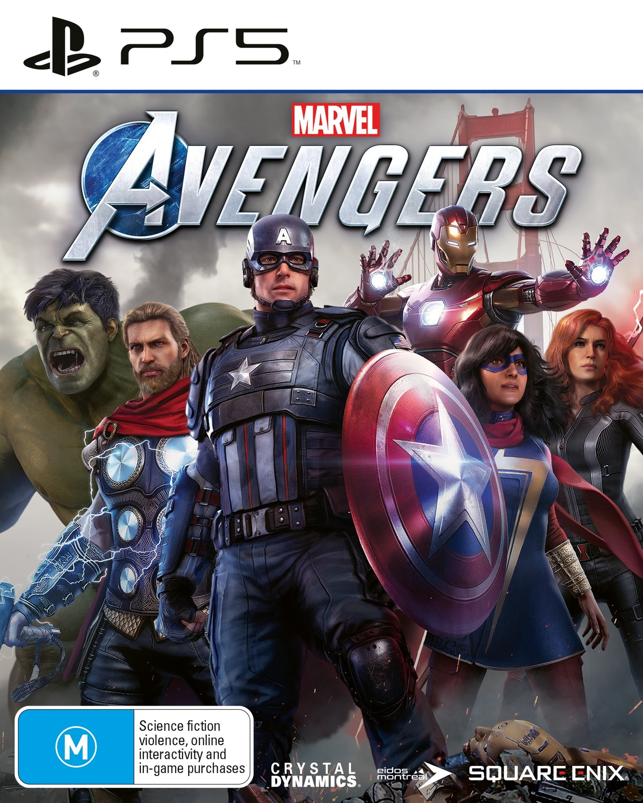 Marvel's Avengers screenshot