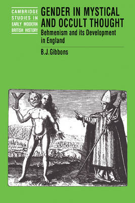 Cambridge Studies in Early Modern British History by Brian J. Gibbons image