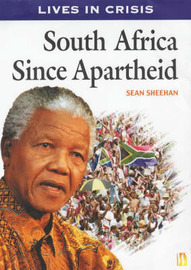 South Africa Since Apartheid by Sean Sheehan image