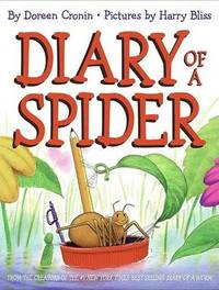 Diary Of A Spider by Harry Bliss