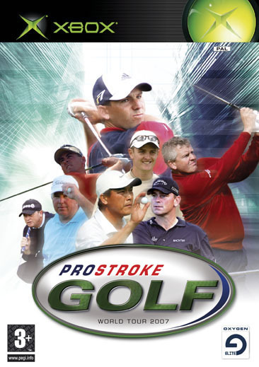 ProStroke Golf: World Tour 07 for Xbox