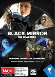 Black Mirror - The Collection on DVD image