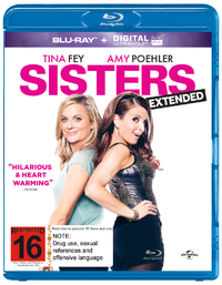 Sisters on Blu-ray