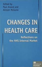 Changes in Health Care