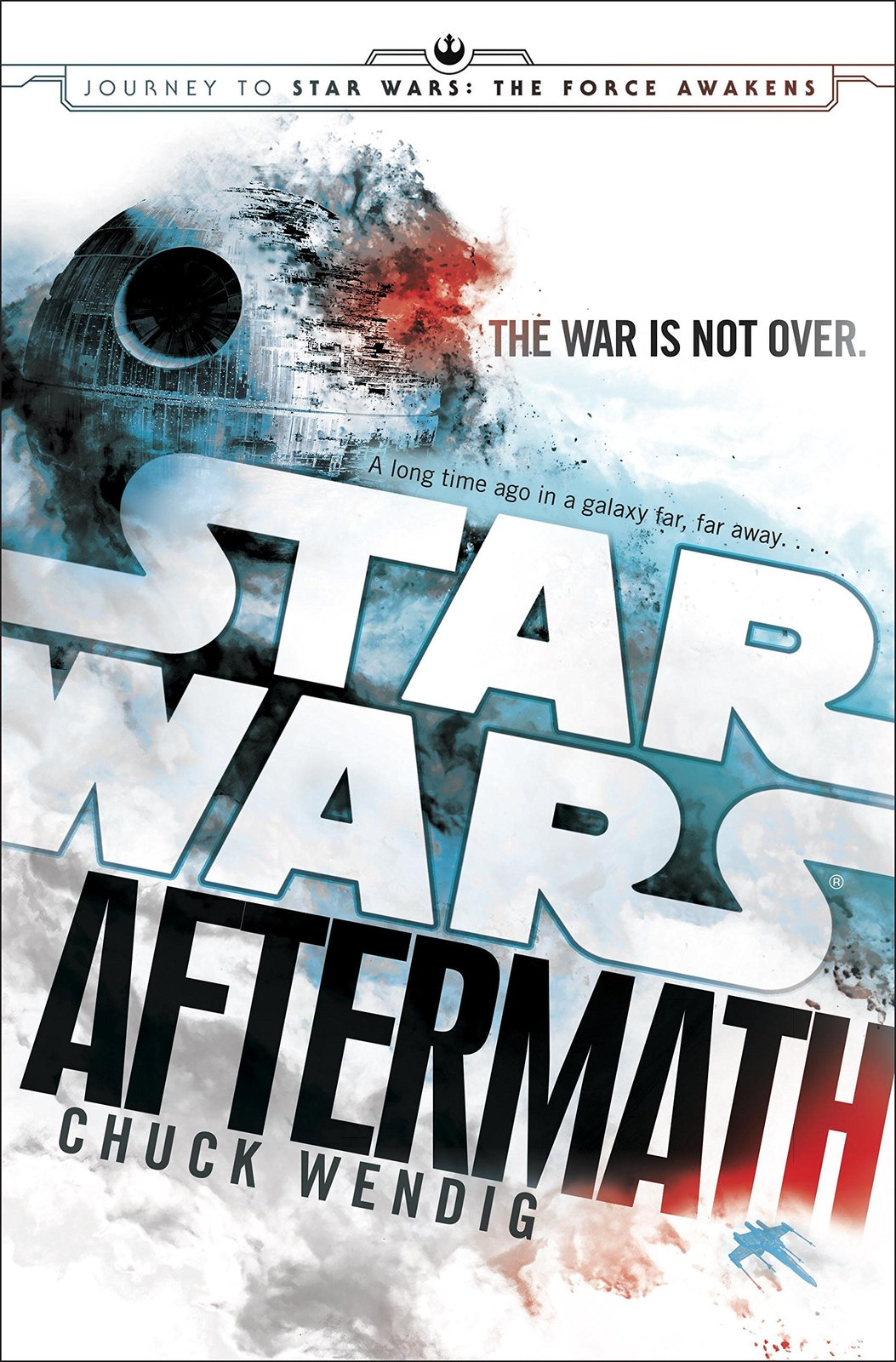 Star Wars: Aftermath by Chuck Wendig image