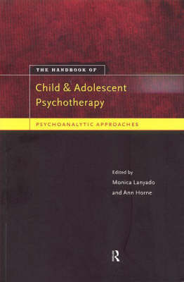 The Handbook of Child and Adolescent Psychotherapy image