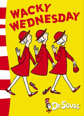 Wacky Wednesday by Dr Seuss