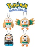 Pokemon: Ash Loves Rowlet Collection - Bag Charm (Blind Bag)