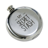 Hip Flask (Secret Stash)