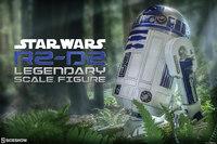 "Star Wars: R2-D2 - 22"" Legendary Statue"