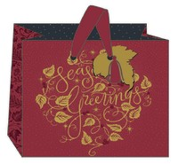 Winter Opulence: Gift Bag - Medium