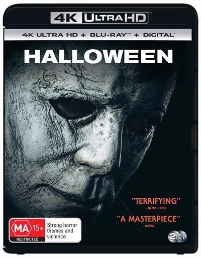 Halloween (2018) on UHD Blu-ray