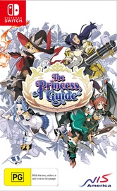 The Princess Guide for Switch