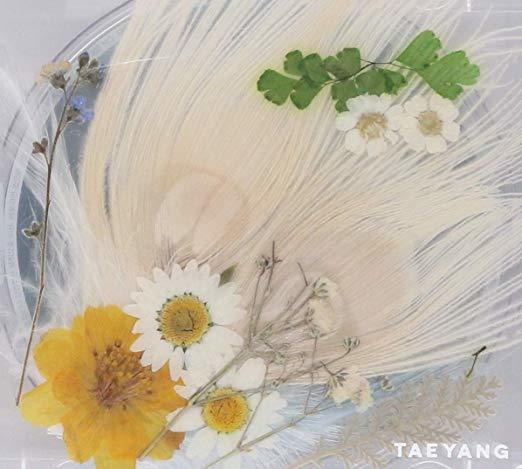 Taeyang 3Rd Album (White Night) by TAEYANG