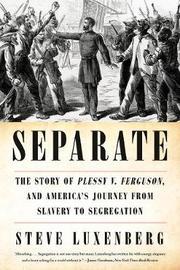 Separate by Steve Luxenberg