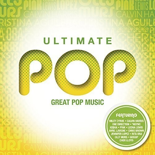 Ultimate Pop by Various image