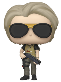 Terminator: Dark Fate - Sarah Connor Pop! Vinyl Figure (with a chance for a Chase version!) image