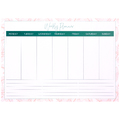 Paper Press: Weekly Planner - A4