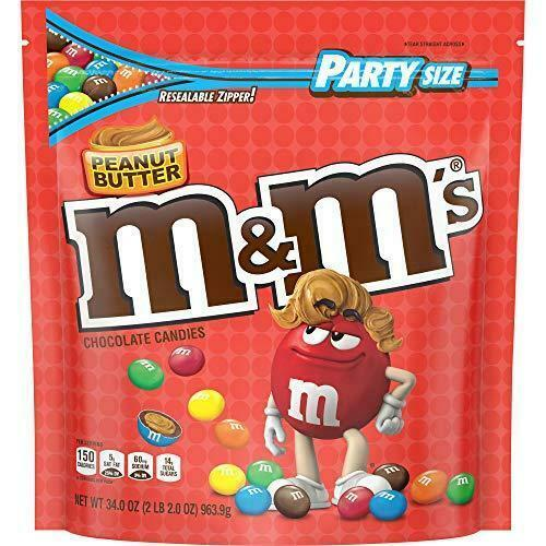 M&Ms Peanut Butter 963g