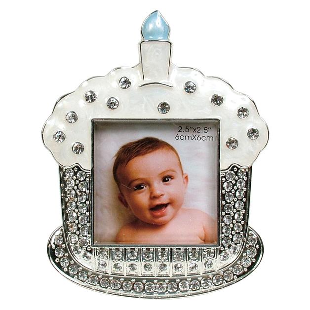 Dakota Baby Cupcake Frame - Cream