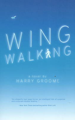 Wing Walking by Harry Groome image