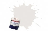 Humbrol Coach Roof Off White #417 Acrylic 14ml