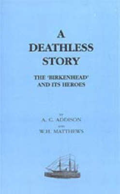 Deathless Story by A.C. Addison