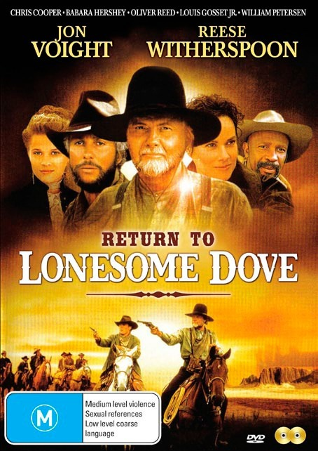 Return To Lonesome Dove (2 Disc Set) on DVD