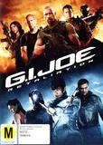 G.I. Joe: Retaliation DVD