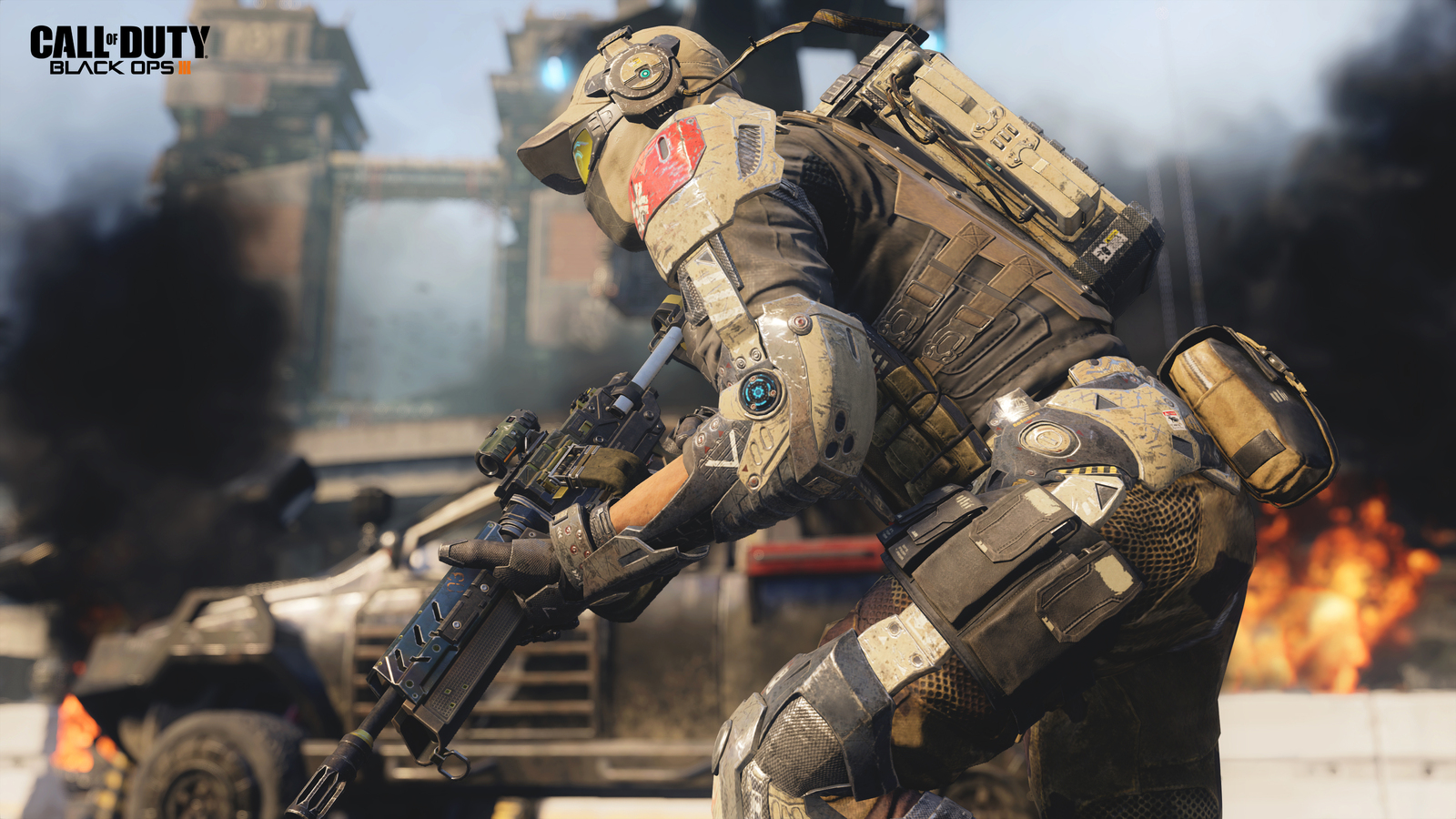 Call of Duty: Black Ops III for PS4 image