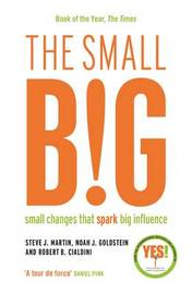 The small BIG by Steve Martin