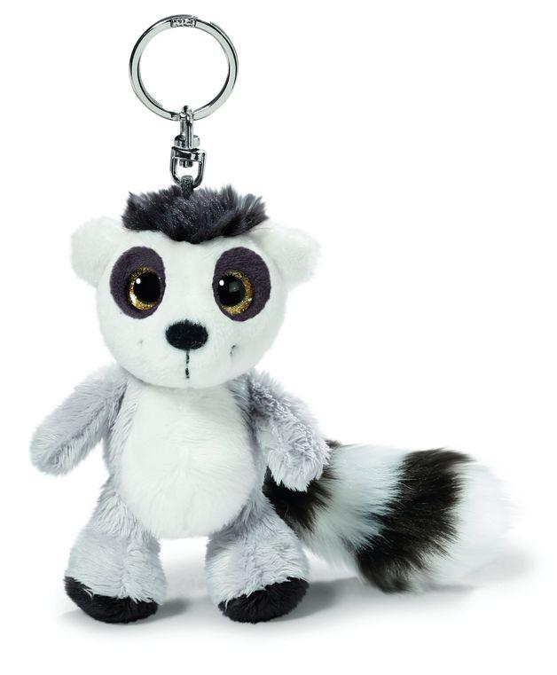 Nici: Wild Friends - Lemur Bingo-Ingo Keyholder