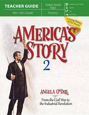 America's Story 2 (Teacher Guide) by Angela O'Dell