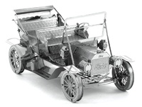 Metal Earth: 1908 Ford Model T - Model Kit