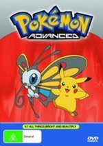 Pokemon - Advanced 6.7: All Things Bright And Beautifly on DVD