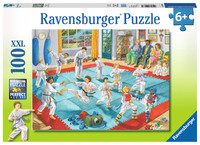 Ravensburger: Martial Arts Class - 100pc Puzzle