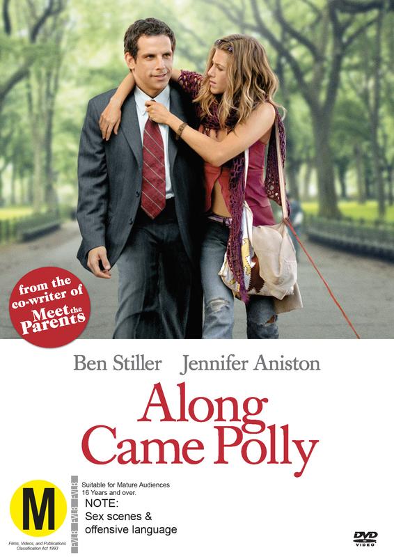 Along Came Polly on DVD