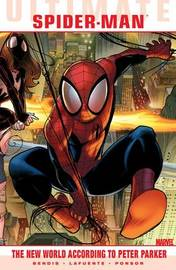 Ultimate Comics: Spider-man by Brian Michael Bendis image