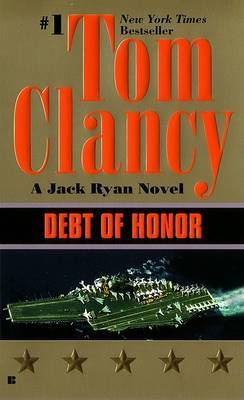 Debt of Honor by Clancy Tom