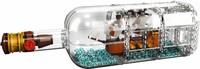 LEGO Ideas: Ship in a Bottle (21313) image