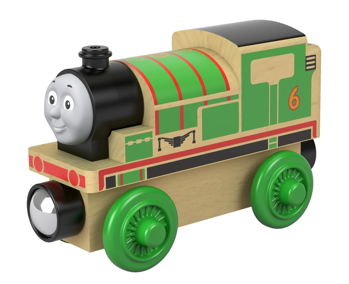 Thomas & Friends: Wooden Railway - Percy image
