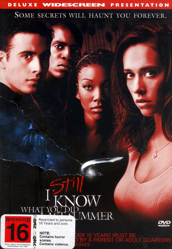 I Still Know What You Did Last Summer on DVD image