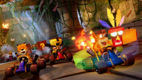 Crash Team Racing Nitro-Fueled for PS4 image