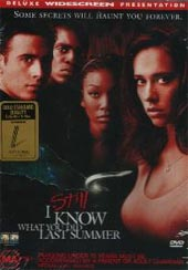 I Still Know What You Did Last Summer on DVD