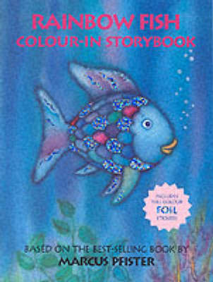 The Rainbow Fish Colour in Storybook by Simard Remy image