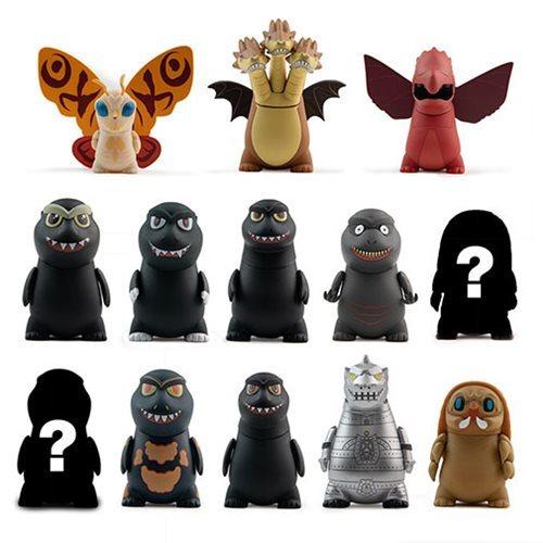 Kidrobot: Godzilla - King of the Monsters Mini-Figures (Blind Box)