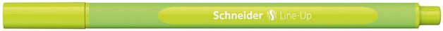 Schneider: Fineliner Line-Up 0.4mm - Apple Green