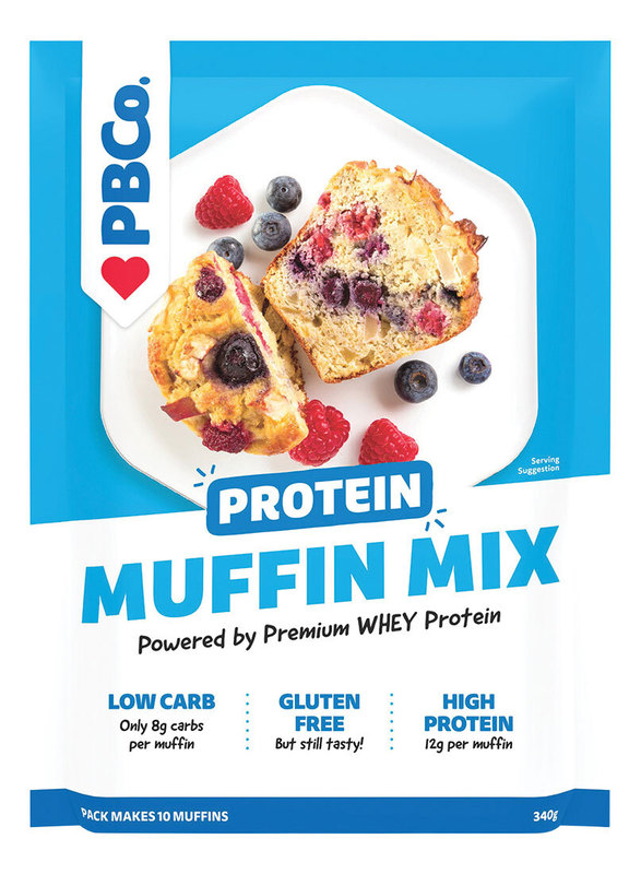 PBCo. Protein Muffin Mix (340g)