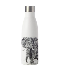 Maxwell & Williams: Marini Ferlazzo Double Wall Insulated Bottle - African Elephant
