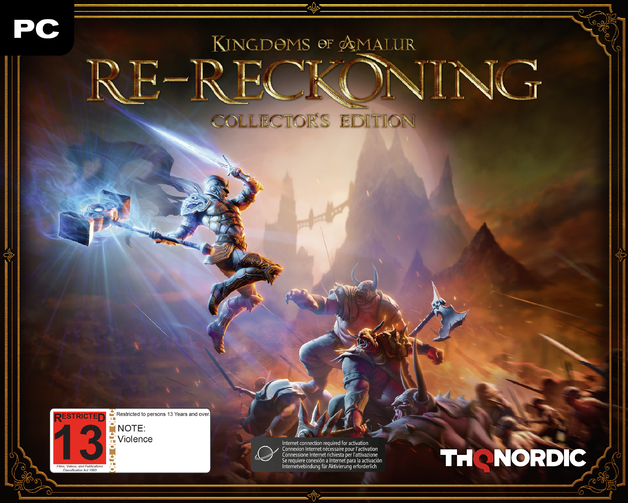 Kingdoms of Amalur: Re-Reckoning Collector's Edition for PC